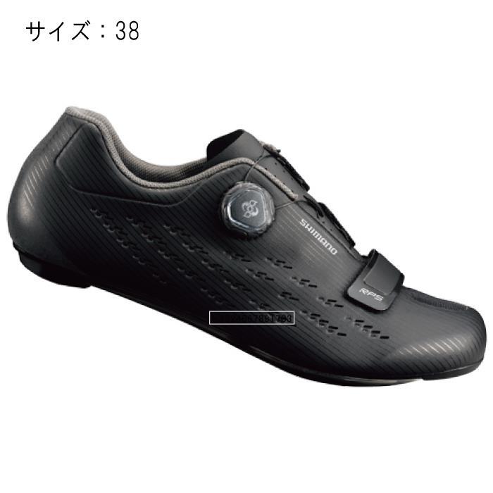 SHIMANO (シマノ) RP501ML ブラック サイズ38 (23.8cm) シューズ