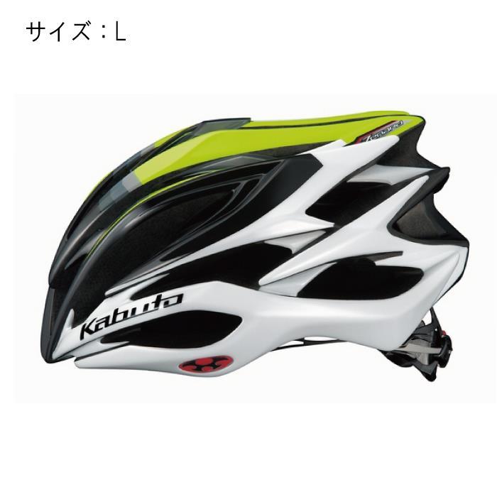 OGK(オージーケー) ZENARD ゼナード アクトイエロー サイズL ヘルメット
