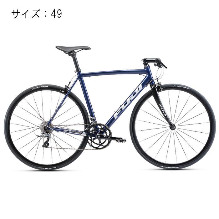 FUJI (フジ) 2018モデル ROUBAIX AURA ルーベオーラ ミッドナイトブルー サイズ49 完成車, 酒のあおい本店:c7090085 --- broadband-navi.jp