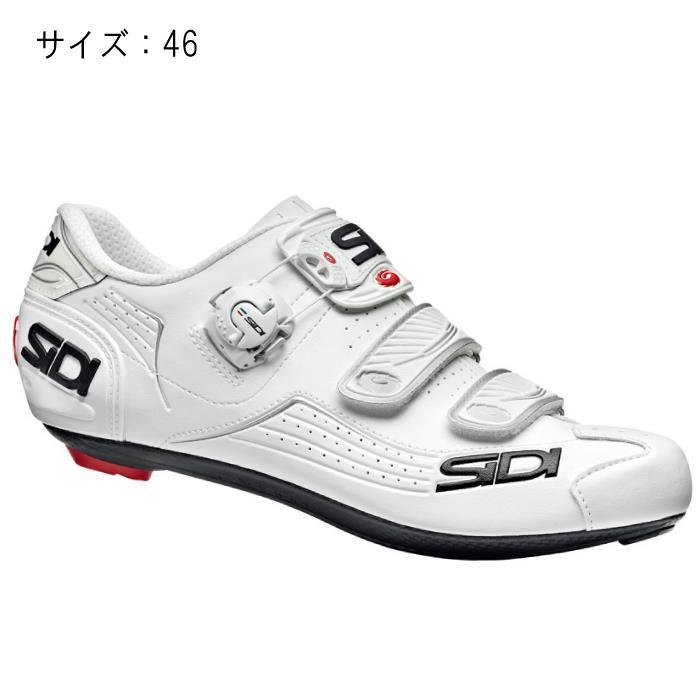 SIDI(シディ) ALBA アルバ ホワイト/ホワイト サイズ46 ビンディングシューズ
