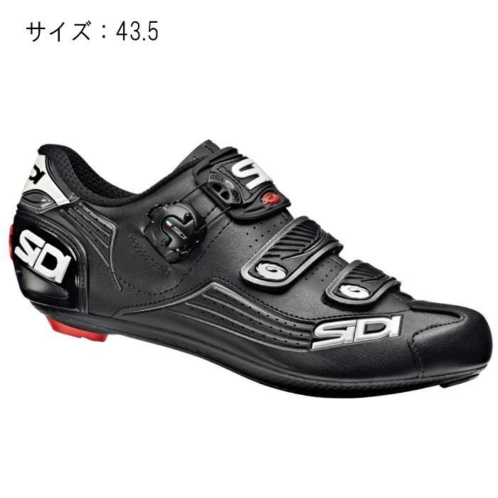 SIDI(シディ) ALBA アルバ ブラック/ブラック サイズ43.5 ビンディングシューズ