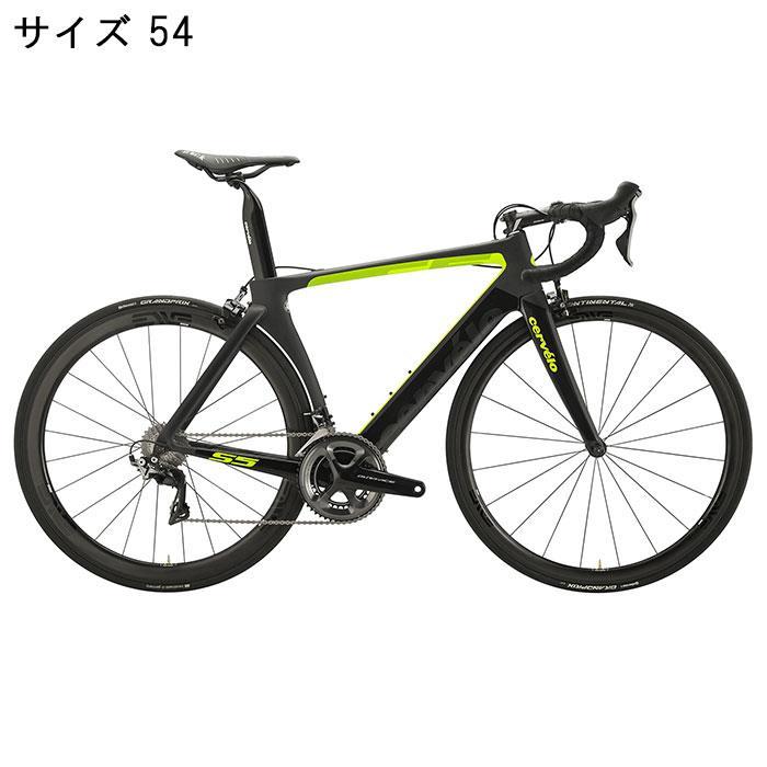 本物品質の Cervelo (サーベロ)S5 (サーベロ)S5 DURA-ACE R9100 11S DURA-ACE ブラック/グリーン 11S サイズ54 完成車【自転車】, オオノチョウ:9ba9d25f --- construart30.dominiotemporario.com