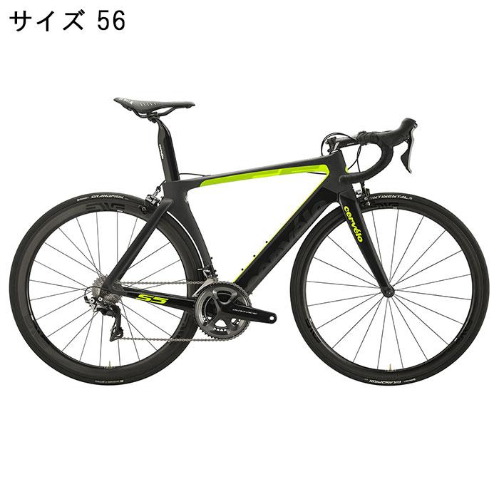 豪華で新しい Cervelo (サーベロ)S5 DURA-ACE R9100 11S 11S ブラック/グリーン (サーベロ)S5 サイズ56 R9100 完成車【自転車】, ドリームクラフト&ビッグボス:74aeb2d2 --- capela.eng.br