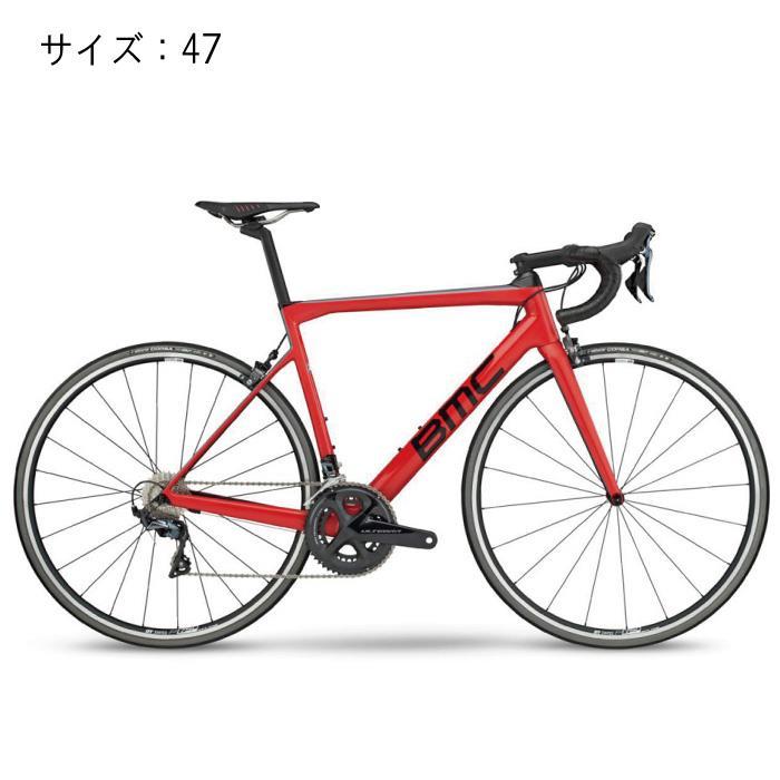 BMC (ビーエムシー) 2018モデル Teammachine SLR01 THREE スーパーレッド サイズ47(167-172cm)ロードバイク