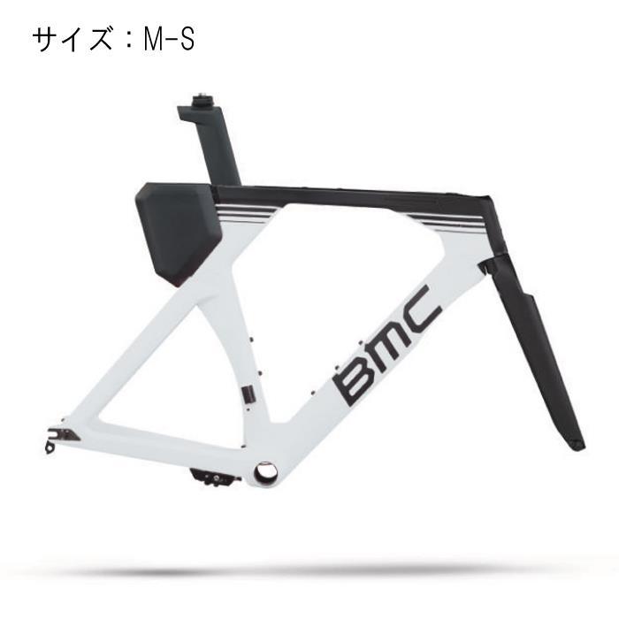 BMC (ビーエムシー) 2019モデル Timemachine 02 ホワイト サイズM-S フレームセット