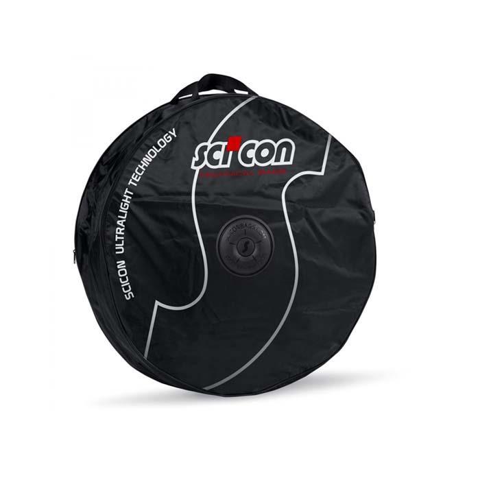 SCICON (シーコン) Wホイールバック 2本用 パッド付