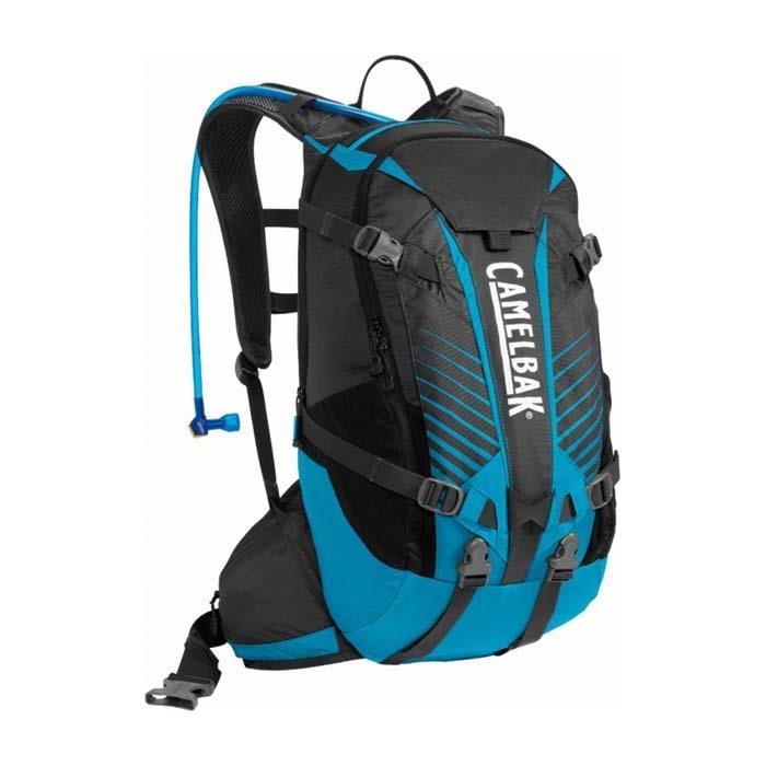 CAMELBAK (キャメルバック) KUDU 18 チャコール/アトミックブルー バッグ