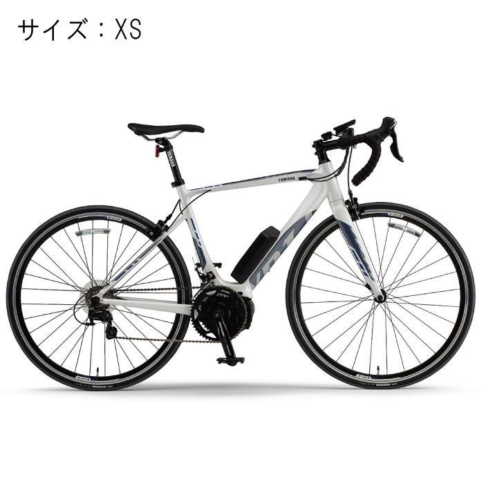 YAMAHA (ヤマハ) 2018 YPJ-R サイズXS ピュアパールホワイト 電動アシスト ロードバイク