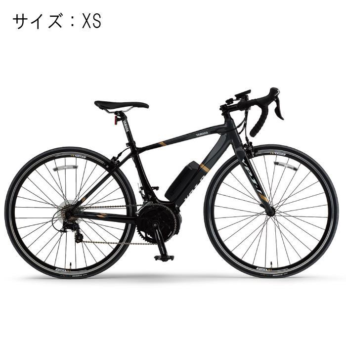 YAMAHA (ヤマハ) 2018 YPJ-R サイズXS ソリッドブラック/ダークグレー 電動アシスト ロードバイク