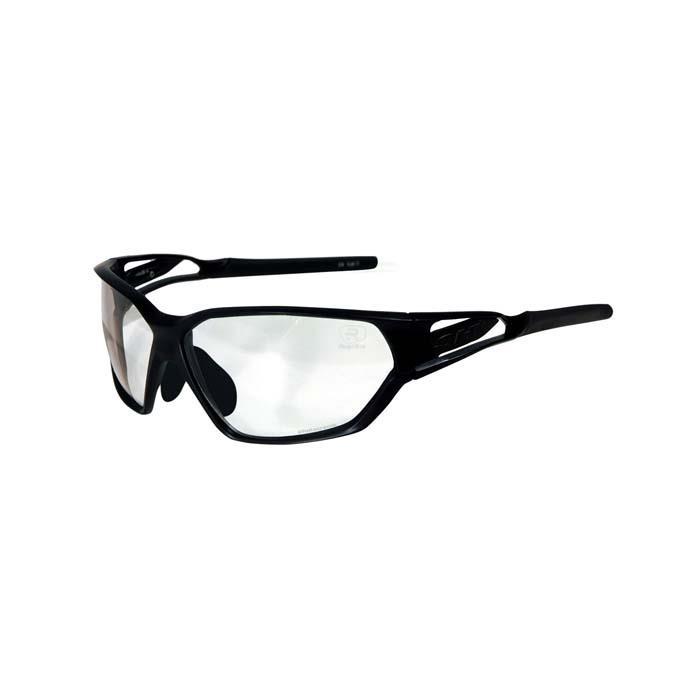 SH+(エスエイチプラス)RG4701 REACTIVE-PRO ブラック/ブラック アイウェア