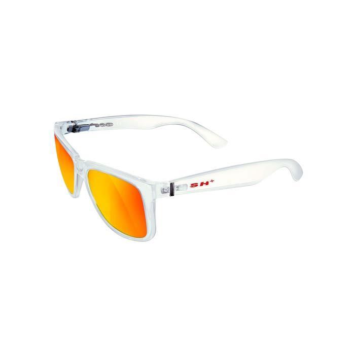 SH+(エスエイチプラス)RG3080 クリスタル/レッド (レンズカラー レッド) アイウェア