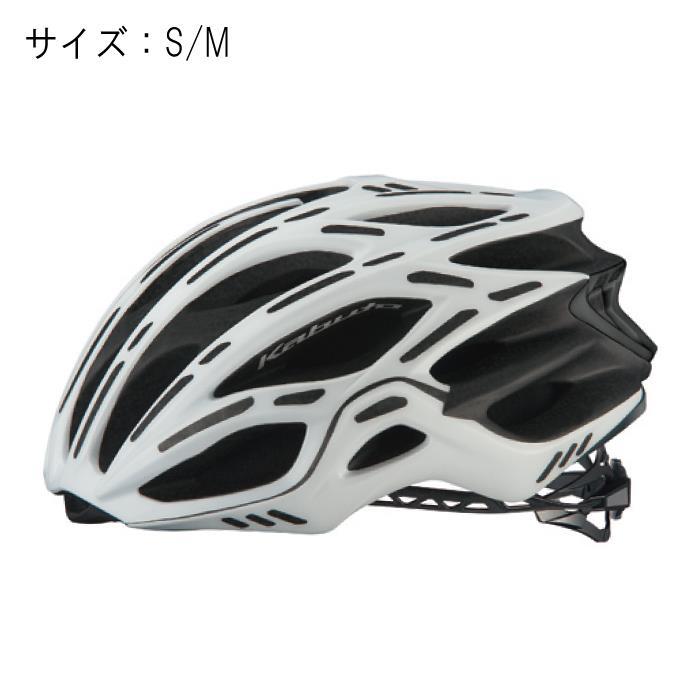 OGK(オージーケー) FLAIR フレアー マットホワイト サイズS/M ヘルメット