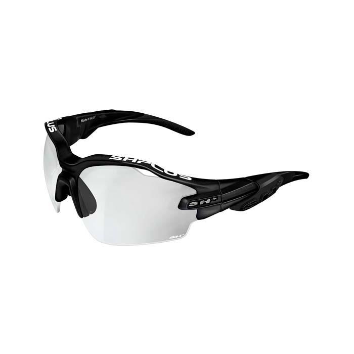 SH+(エスエイチプラス)RG5000 REACTIVE-PRO ブラック/ブラック アイウェア