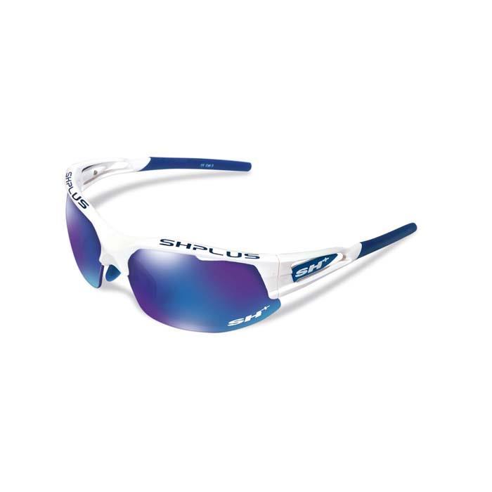 SH+(エスエイチプラス)RG4750 ホワイト/ブルー (レンズカラー ブルー) アイウェア