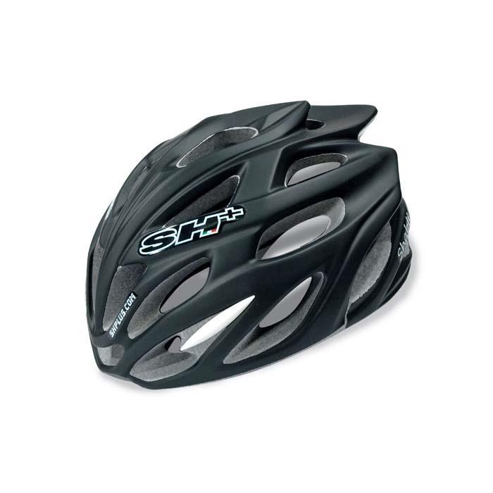 SH+(エスエイチプラス) SHABLI シャブリ ブラックマット UNIサイズ ヘルメット