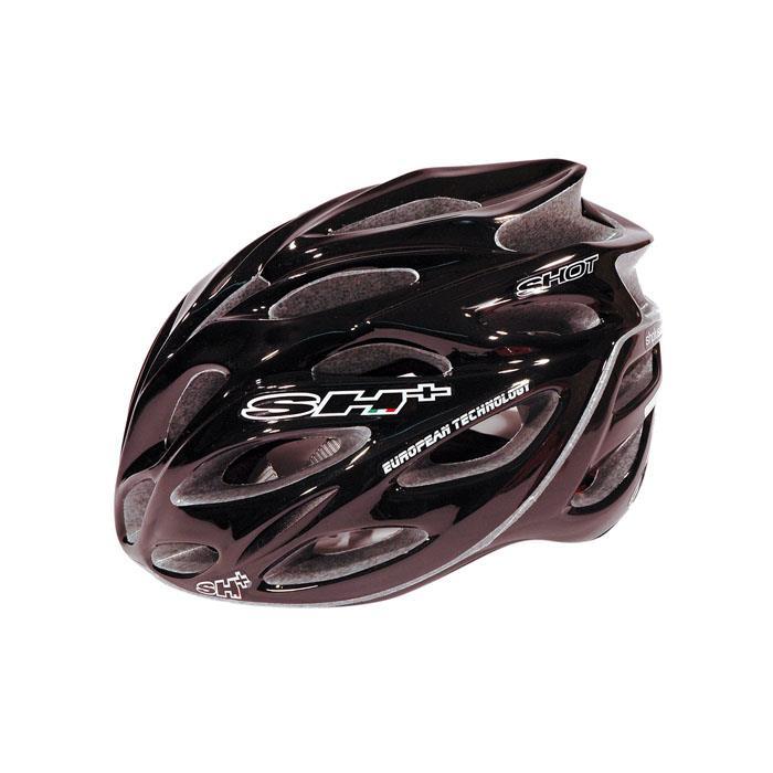 SH+(エスエイチプラス) SHOT ショット ブラック UNIサイズ ヘルメット