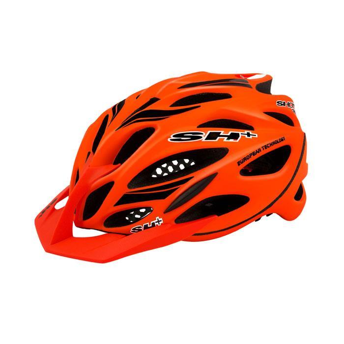 SH+(エスエイチプラス) SHOT R1 ショットR1 オレンジマット UNIサイズ ヘルメット