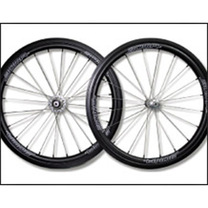 BOMA(ボーマ) TH-20CSカーボン ホイールセット 451(20インチ) クリンチャー【自転車】【05P30Nov14】