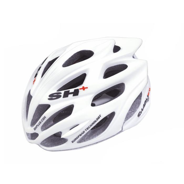 SH+(エスエイチプラス) SHABLI シャブリ ホワイトマット UNIサイズ ヘルメット