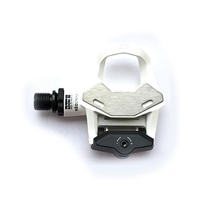 LOOK (ルック) KEO 2 MAX ケオ2マックス ホワイト/ブラック ビンディングペダル