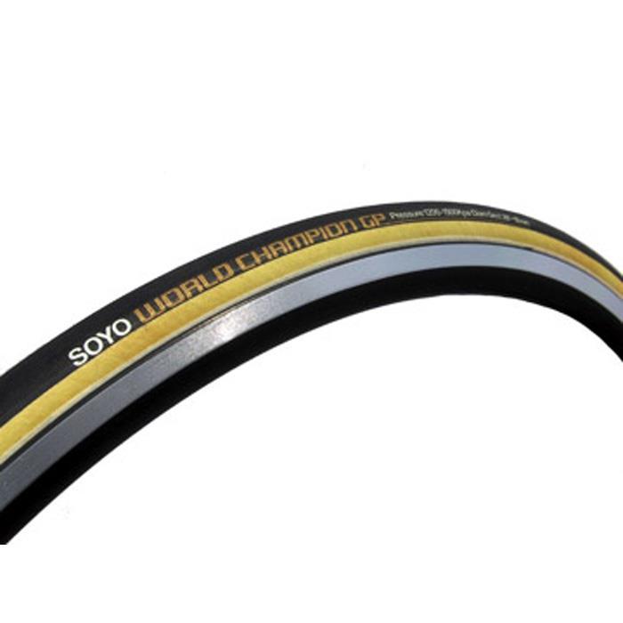 SOYO (ソーヨー) ワールドチャンピオンGP タイヤ チューブラー 【自転車】【05P30Nov14】