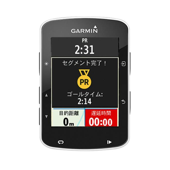 GARMIN(ガーミン) Edge520J 日本語版 本体単品 サイクルコンピューター 【国内正規品】【自転車】