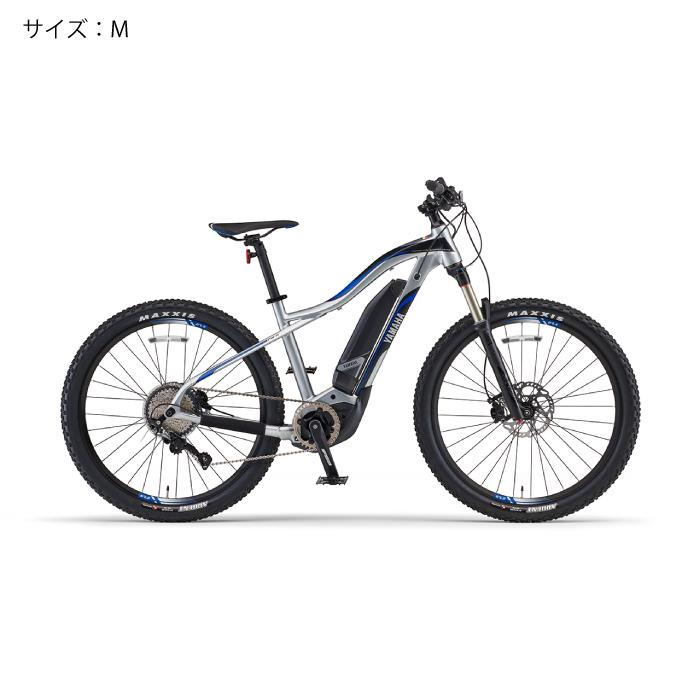 YAMAHA(ヤマハ) 2018 YPJ-XC サイズM(165cm-) マットピュアシルバー 電動アシスト自転車