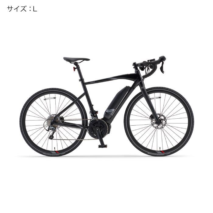 YAMAHA(ヤマハ) 2018 YPJ-ER サイズL(170cm-) マットブラック 電動アシスト自転車