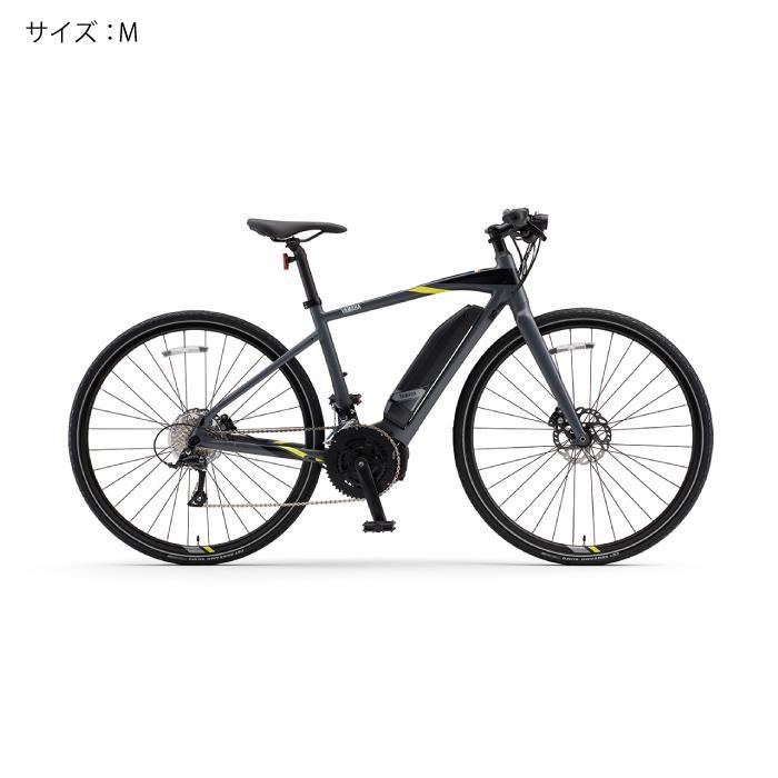 YAMAHA(ヤマハ) 2018 YPJ-EC サイズM(165cm-) マットダークグレー 電動アシスト自転車