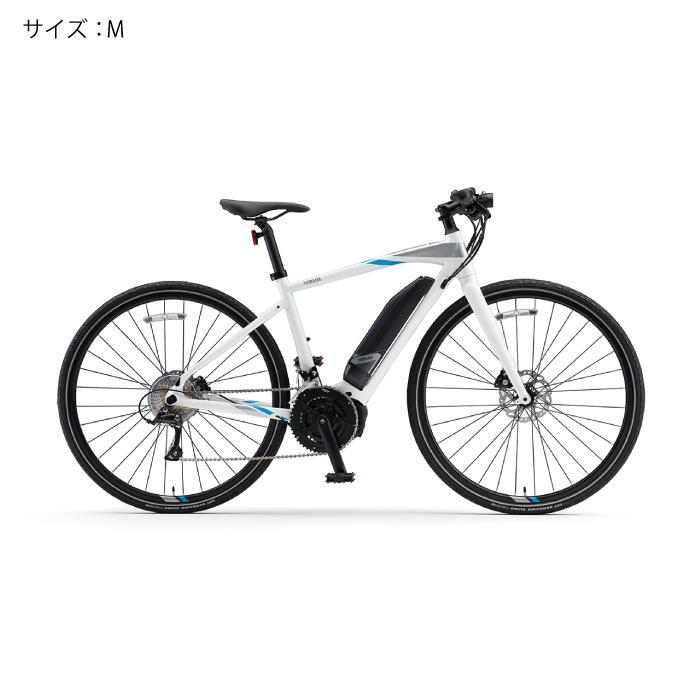 YAMAHA(ヤマハ) 2018 YPJ-EC サイズM(165cm-) ピュアホワイト 電動アシスト自転車