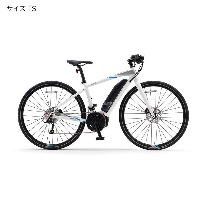 YAMAHA(ヤマハ)2018YPJ-ECサイズS(154cm-)ピュアホワイト電動アシスト自転車