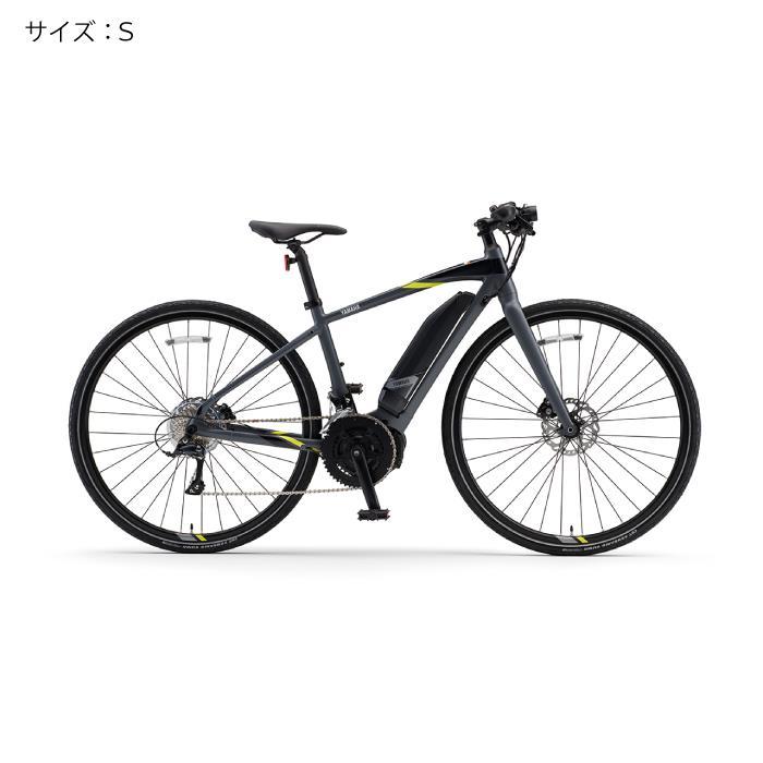 YAMAHA(ヤマハ) 2018 YPJ-EC サイズS(154cm-) マットダークグレー 電動アシスト自転車