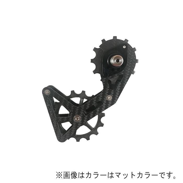 Carbon Dry Japan(カーボンドライジャパン)ビッグプーリーキット V3 R91/R80系 ブルー12-15T