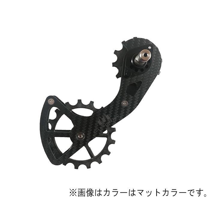 Carbon Dry Japan(カーボンドライジャパン)ビッグプーリーキット V3 PLUS R91/R80系 レッド12-17T