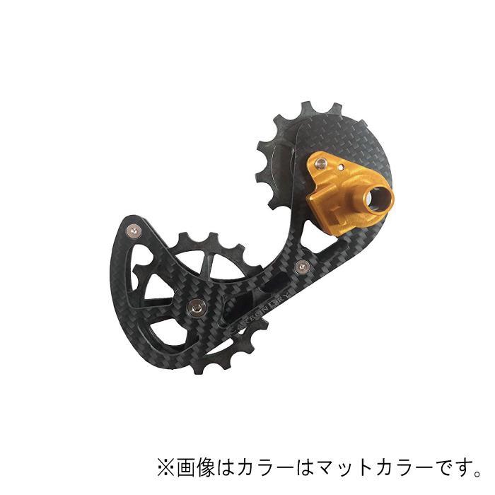 Carbon Dry Japan(カーボンドライジャパン)ビッグプーリーキット V3 EVOLUZIONE CAMPY 11S クリア12-15T