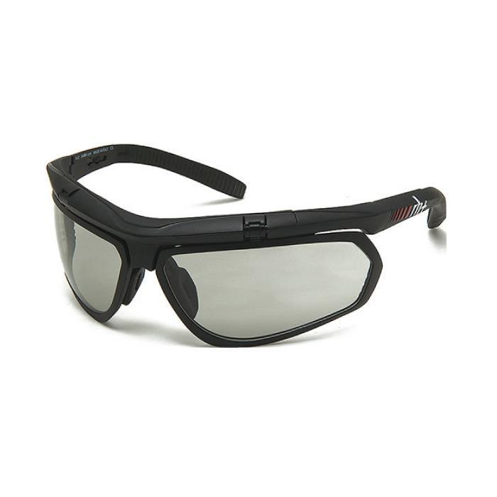 rh+(アールエイチプラス)OLYMPO Air-X RH863マットブラック/ブラック(グレー調光)サングラス