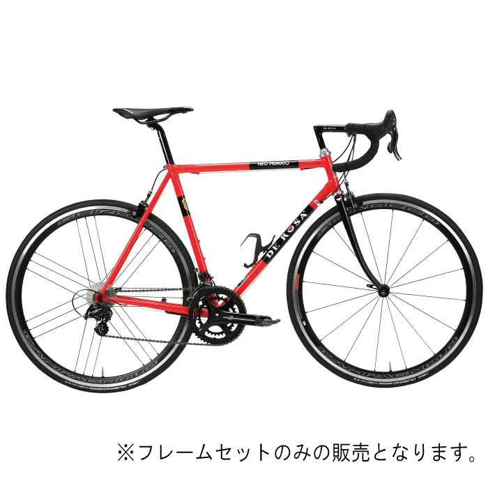 DE ROSA (デローザ)Neoprimato Red Blackサイズ55 (175-180cm)フレームセット
