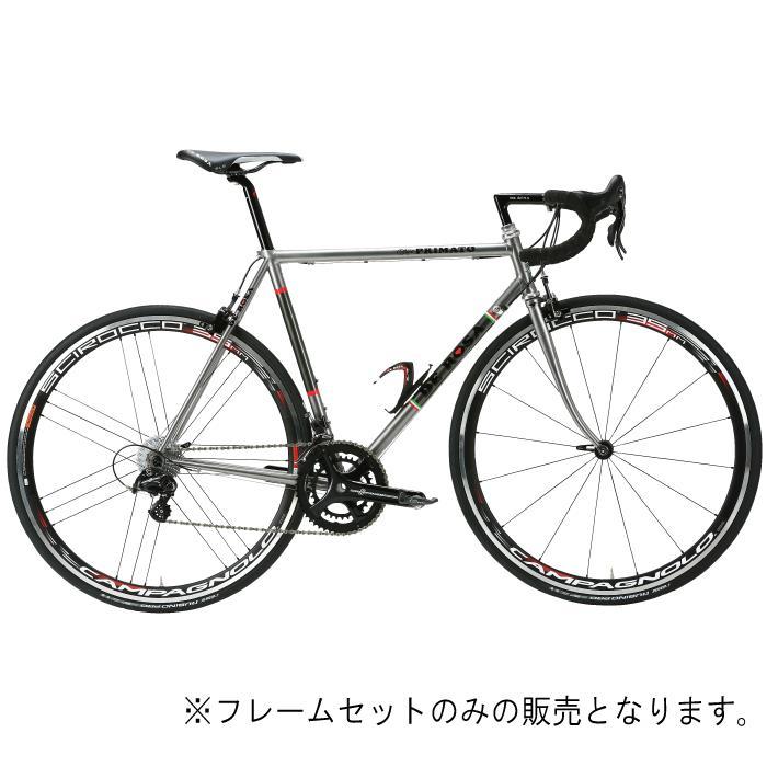 DE ROSA (デローザ)Neoprimato Grey Blackサイズ58 (180.5-185.5cm)フレームセット