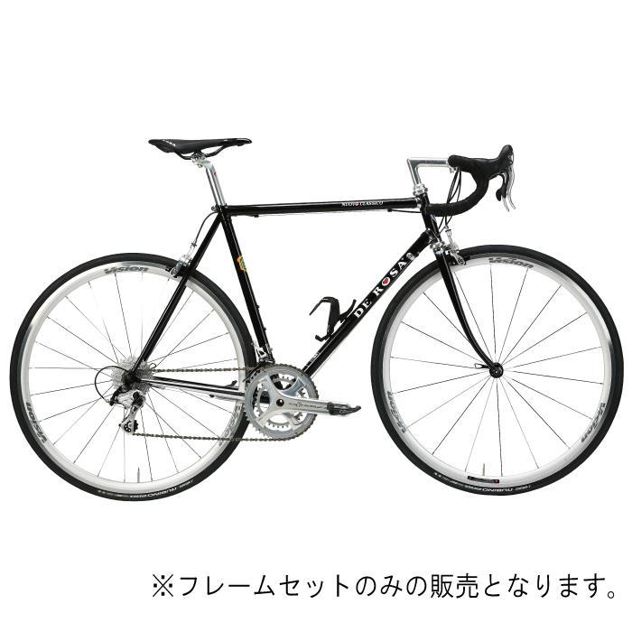 DE ROSA (デローザ)Nuovo Classico Black Stardustサイズ49 (168-173cm)フレームセット