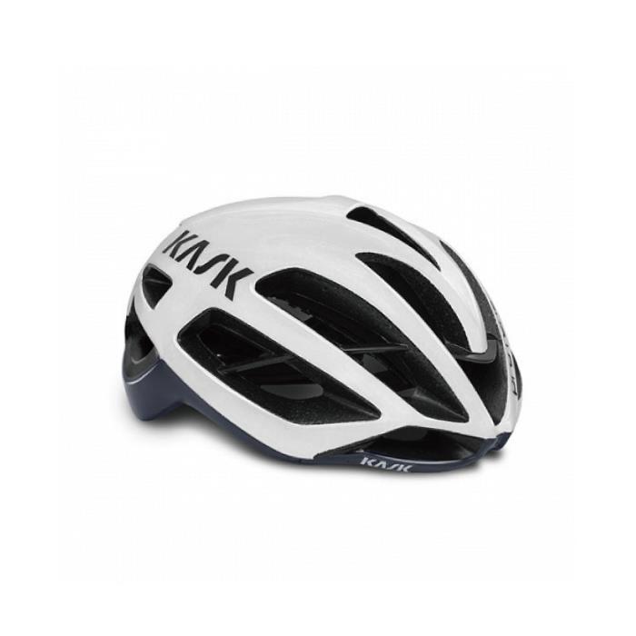 KASK(カスク)2019モデル PROTONE ホワイト/ネイビーブルー サイズS ヘルメット
