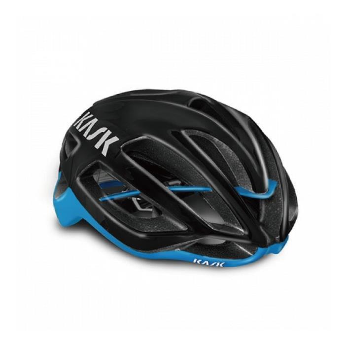 KASK(カスク)2019モデル PROTONE ブラック/ライトブルー サイズS ヘルメット
