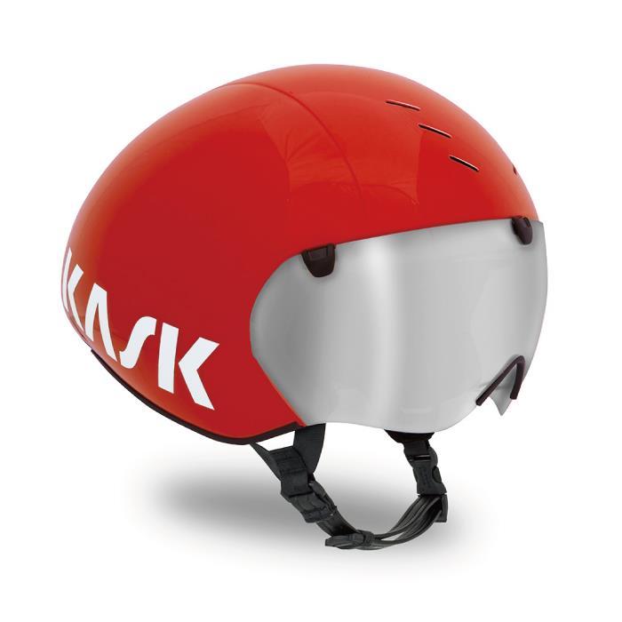 KASK(カスク)2019モデル BAMBINO PRO レッド サイズL ヘルメット