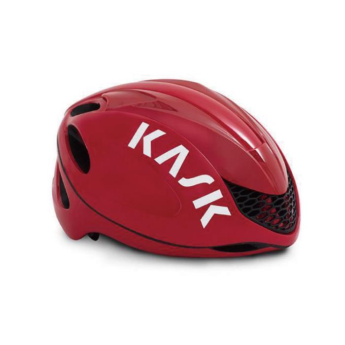 KASK(カスク)2019モデル INFINITY レッド/レッド サイズM ヘルメット