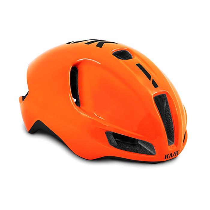 KASK(カスク)2019モデル UTOPIA オレンジ FLUO/ブラック サイズM ヘルメット