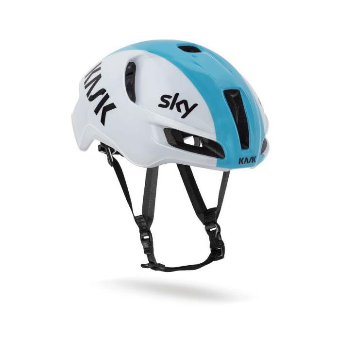 KASK(カスク)2019モデル UTOPIA TEAM SKY ホワイト/ライトブルー サイズM ヘルメット