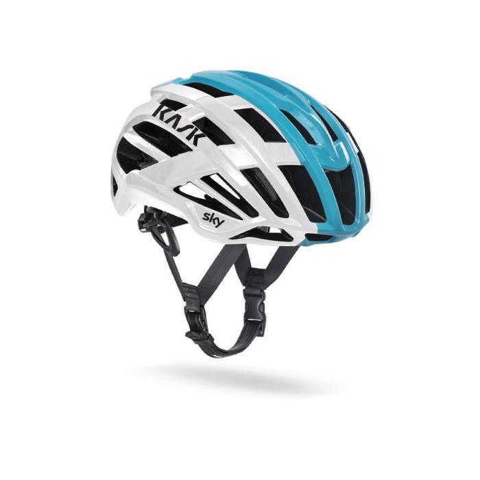 KASK(カスク)2019モデル VALEGRO TEAM SKY ホワイト/ライトブルー サイズS ヘルメット