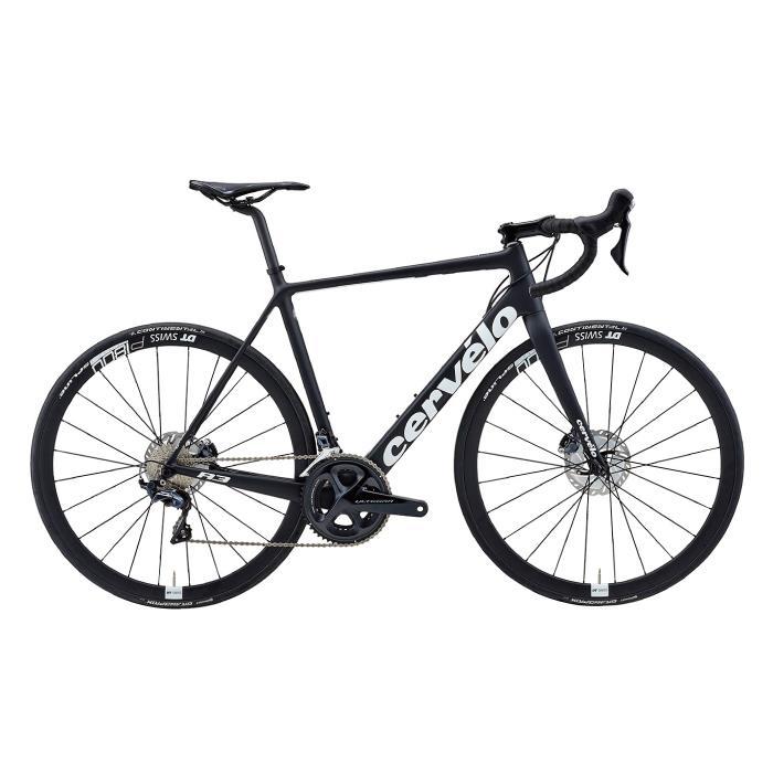 Cervelo (サーベロ)2019モデル R3 Disc ULTEGRA R8020 ブラックサイズ56 (177-182cm)ロードバイク