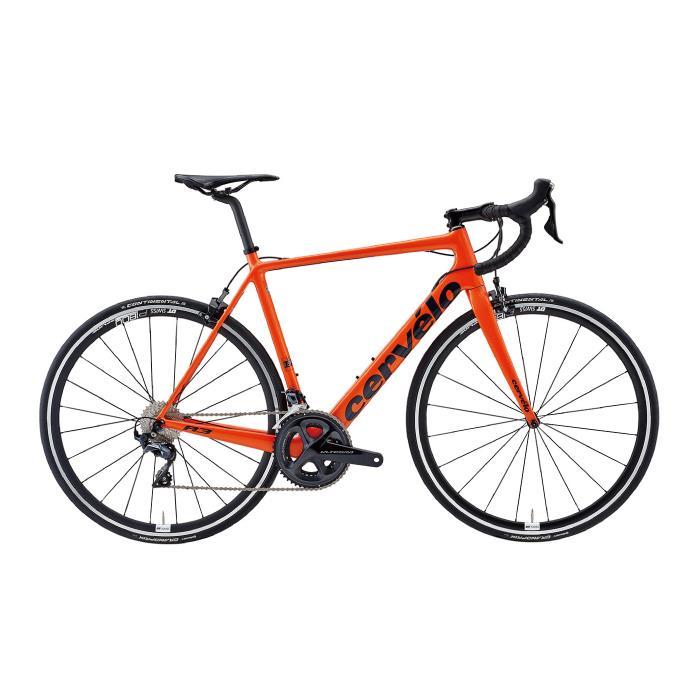 Cervelo (サーベロ)2019モデル R3 ULTEGRA R8000 オレンジサイズ54 (175-180cm)ロードバイク