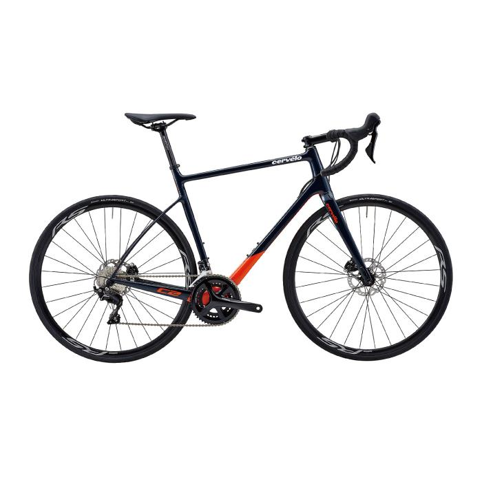 Cervelo (サーベロ)2019モデル C2 105-R7020 ネイビーサイズ56 (178-183cm)ロードバイク