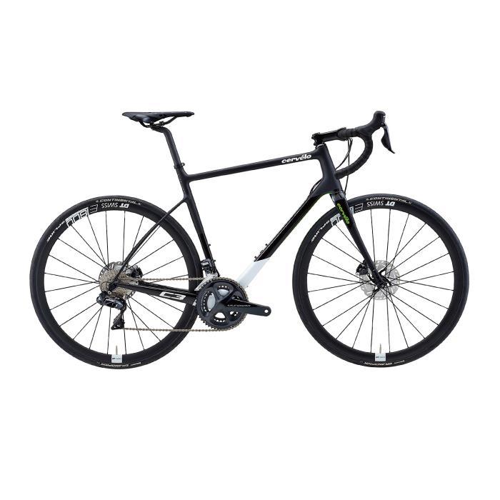 Cervelo (サーベロ)2019モデル C3 ULTEGRA R8070 ブラックサイズ54 (175-180cm)ロードバイク